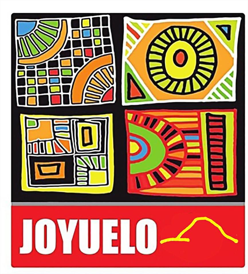 Etiqueta vino Joyuelo wood